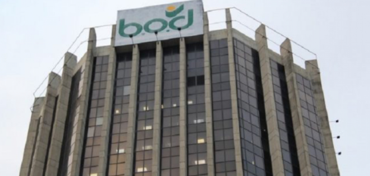 Dgcim tomó torre del Banco BOD