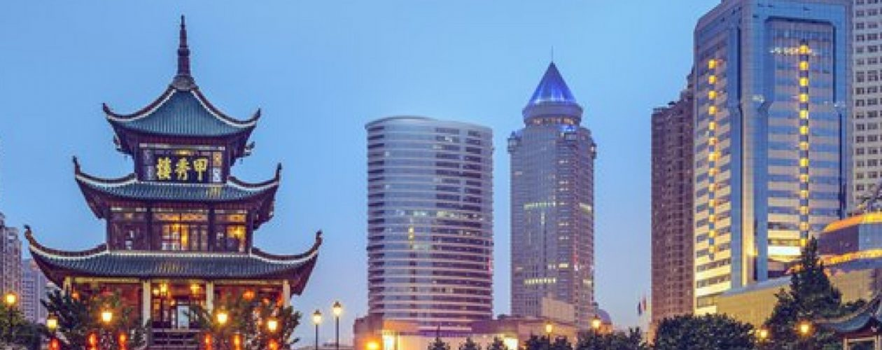 Vuelvo de China