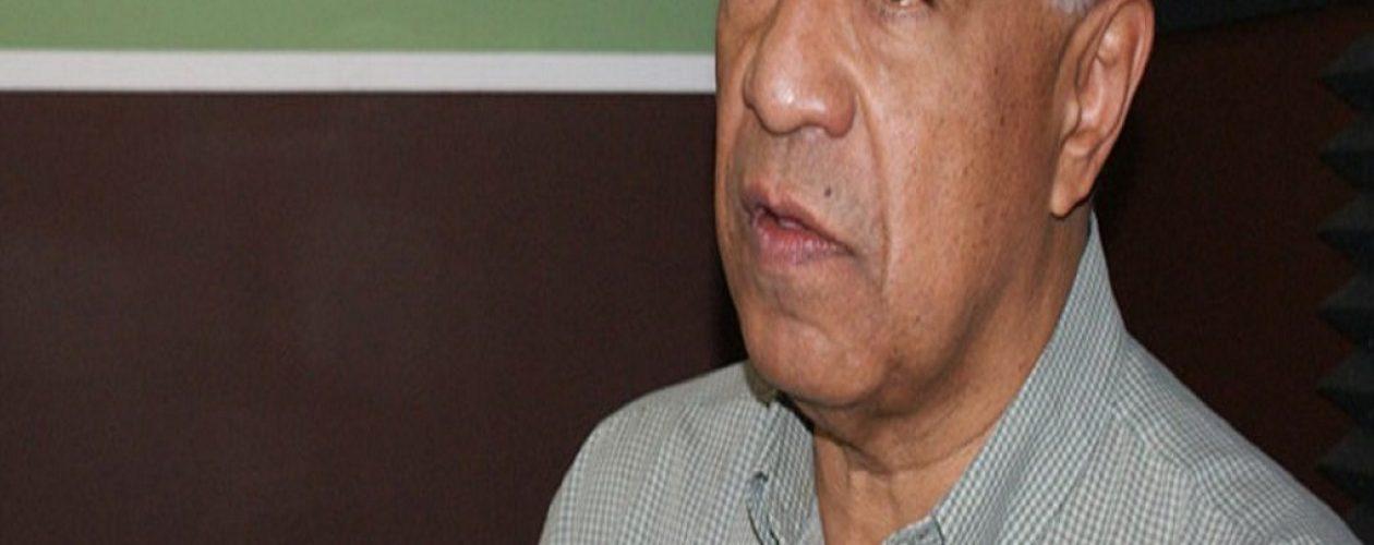 Claudio Fermín insistió «No votar el 20 de mayo por Falcón es prorrogar el mandato de Maduro»