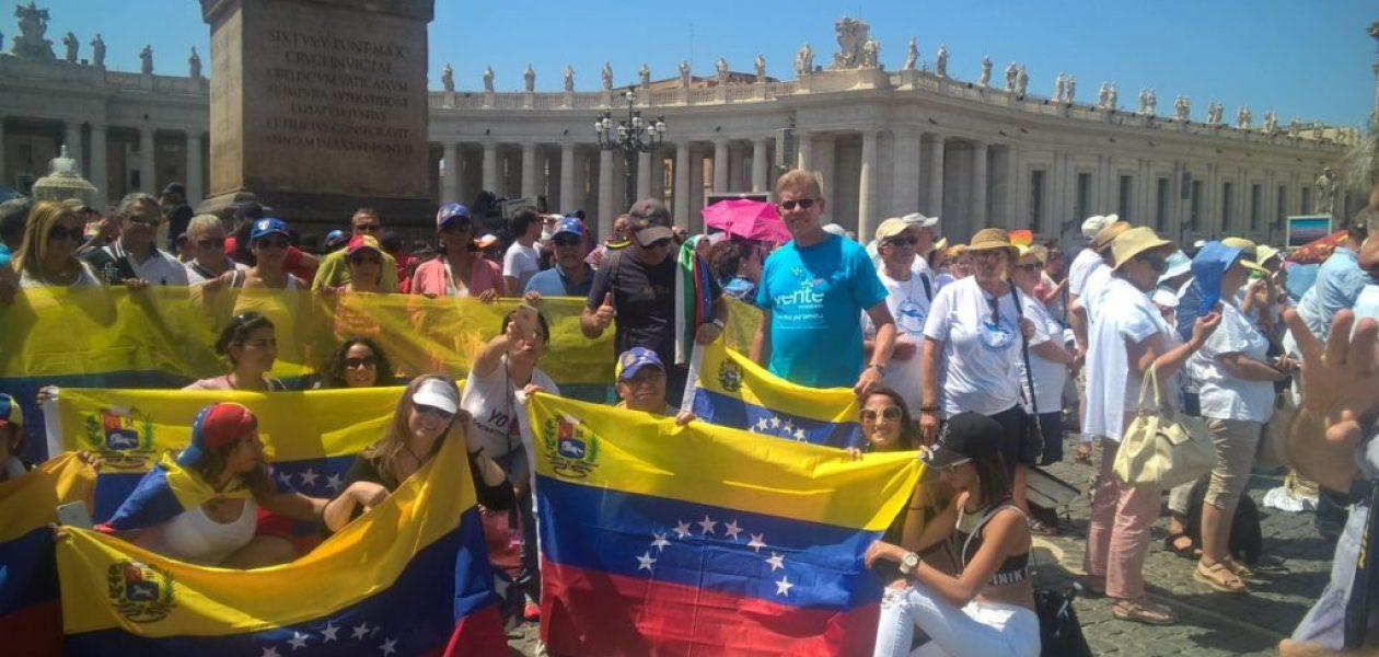 Vaticano anuncia plan para atender a inmigrantes venezolanos en Sudamérica