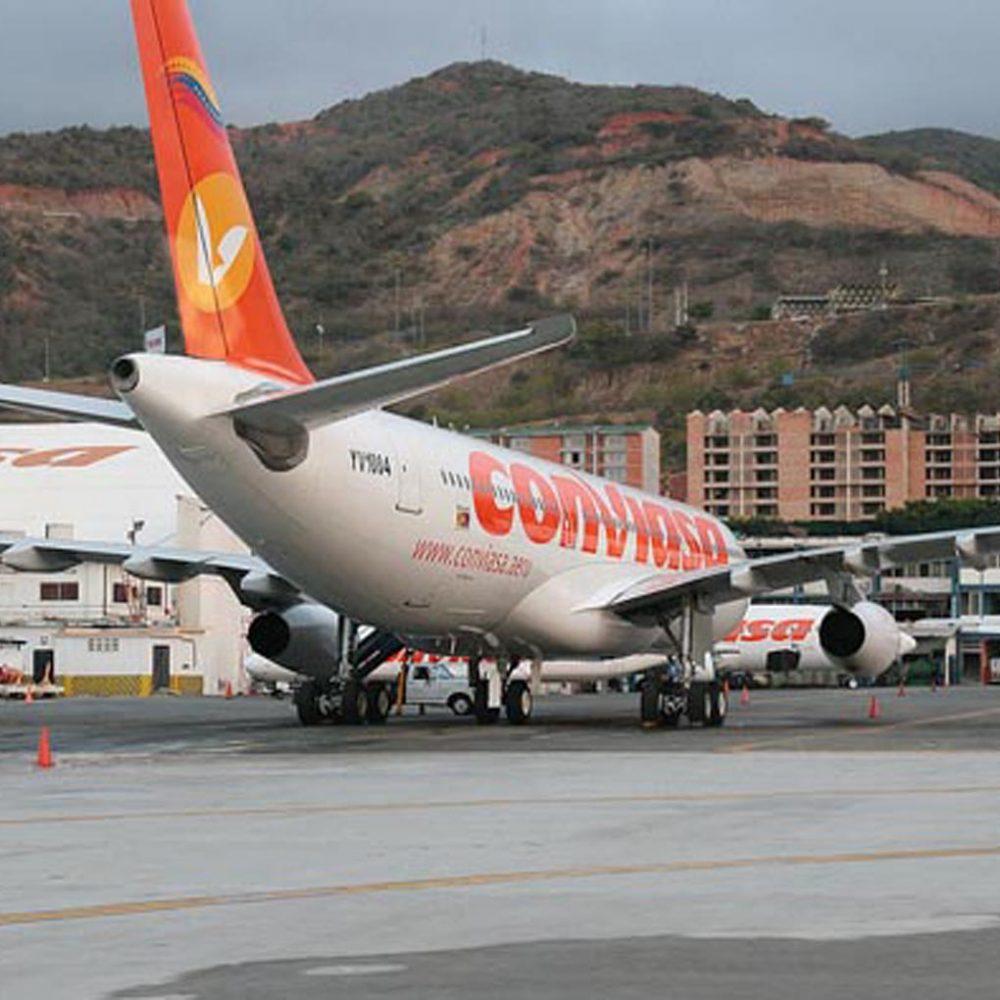 Conviasa el placer volar se queda sin mecánicos aeronáuticos