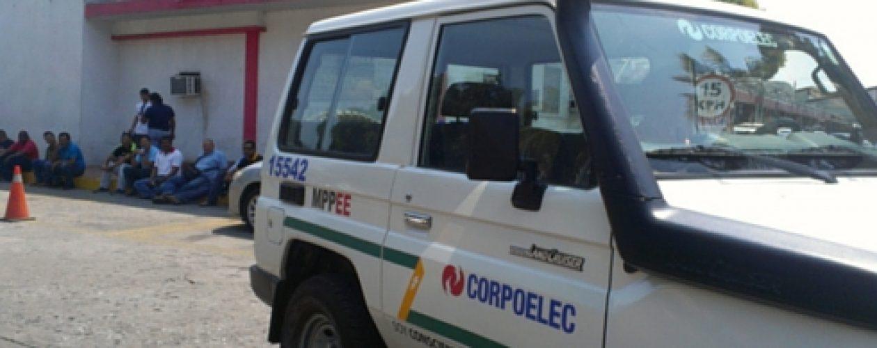 A Corpoelec llegó la dictadura impuesta por la bota militar