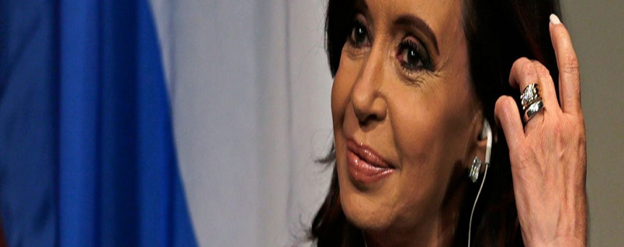 Juez elevó juicio de caso por corrupción de Cristina Fernández