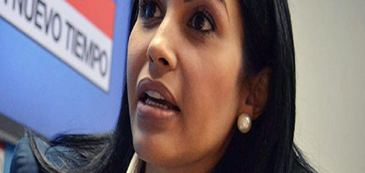 Delsa Solórzano «Maduro no cumple con lo establecido por elacuerdo de Quebec»