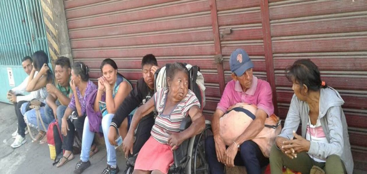 Manifestación de pacientes renales en Barquisimeto fue atacada a tiros