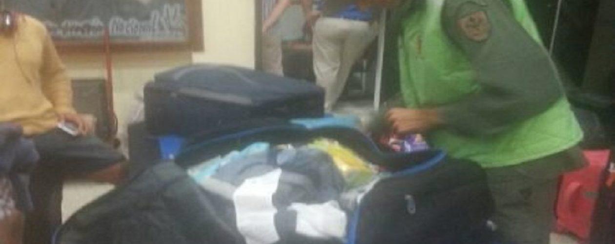 GNB decomisa medicamentos en el Aeropuerto Internacional Jacinto Lara en Barquisimeto