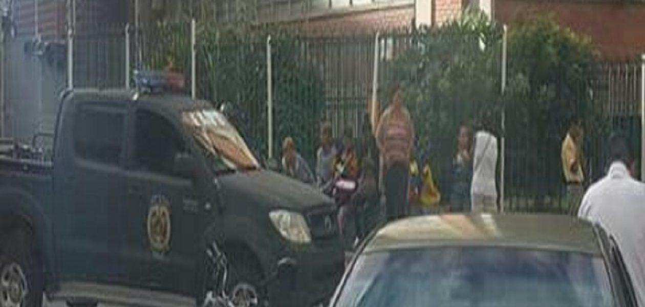 FAES requisó el comando de la PNB de Boleita