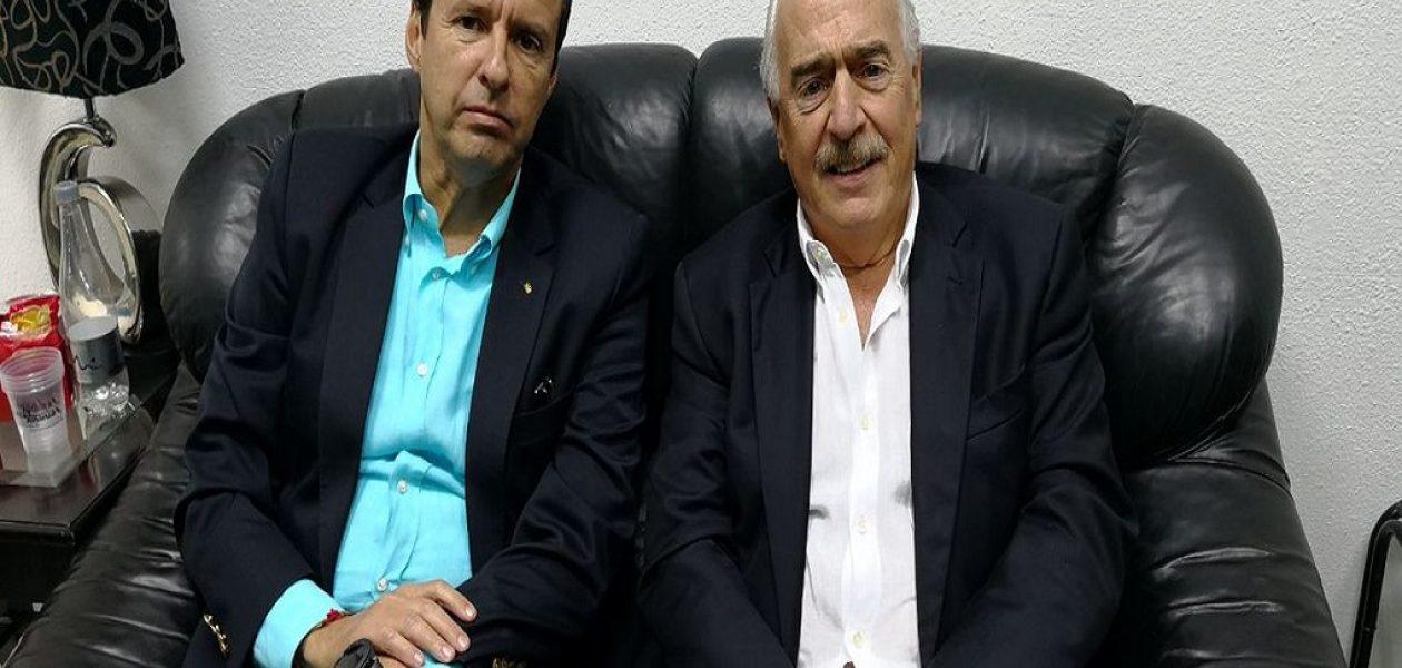 Los ex presidentes Pastrana y Quiroga están retenidos en La Habana