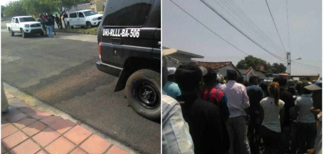 Allanamientos en Barinas tras protestas por fallas en la entrega de Clap