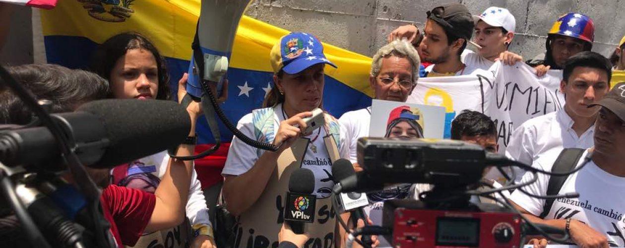 Caraqueños marcharon en homenaje a los caídos durante protestas de 2017 (Fotos)