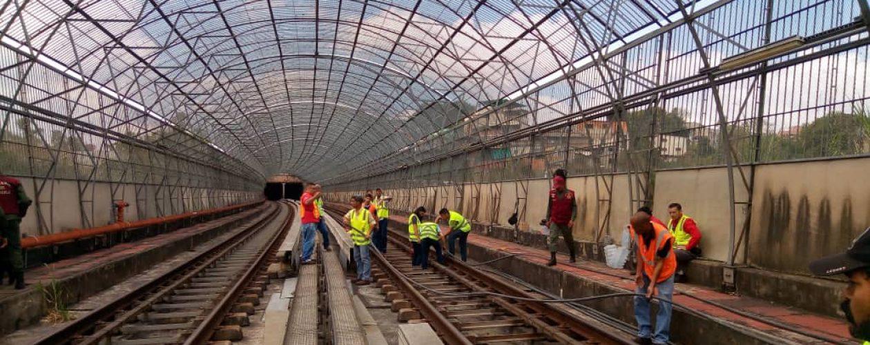 Sistema Metro Los Teques no presta servicio comercial este jueves