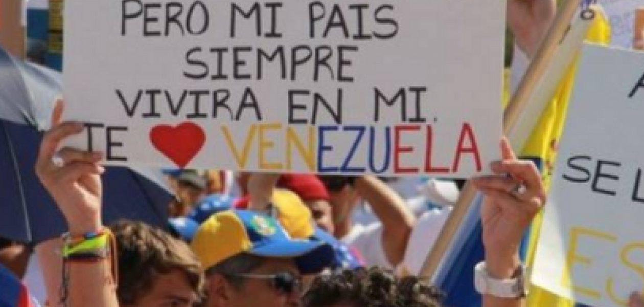 La fuerza política de la diáspora venezolana