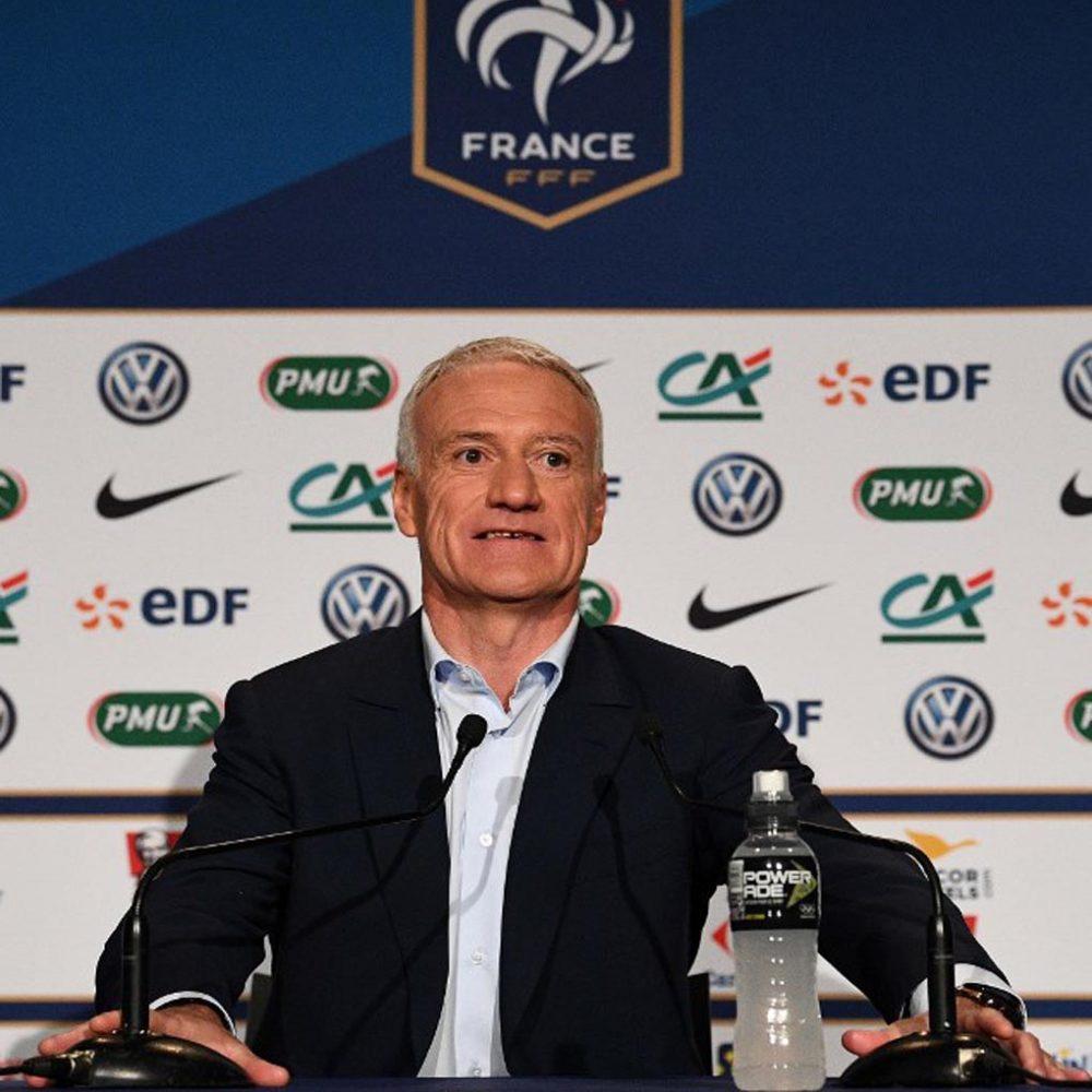 Didier Deschamps anuncia la lista de Francia para el Mundial sin Payet