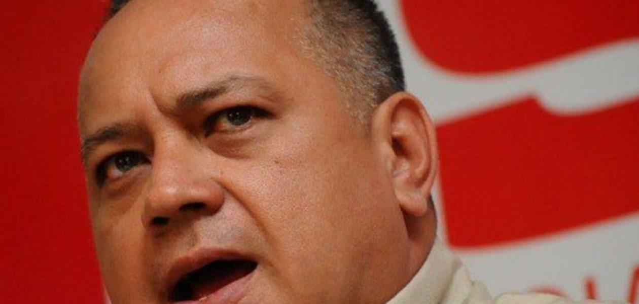 Se filtra expediente de funcionarios implicados en divulgación de caso de pedofilia de Diosdado Cabello