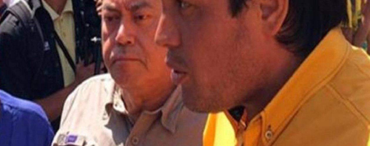 Diputado Carlos Paparoni fue brutalmente agredido en el TSJ