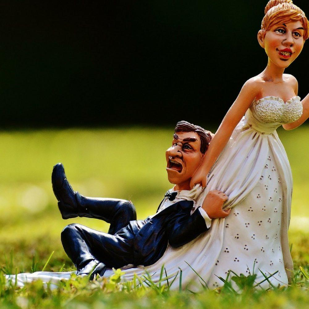 """El matrimonio """"a juro"""" de los partidistas lumpen"""