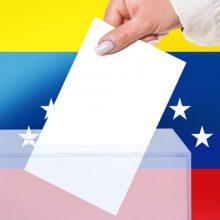 Conversatorio sobre resultados electorales en Venezuela mayo 2018