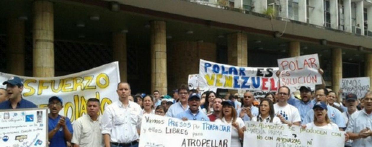 Diez trabajadores de Empresas Polar han sido detenidos en menos de un año
