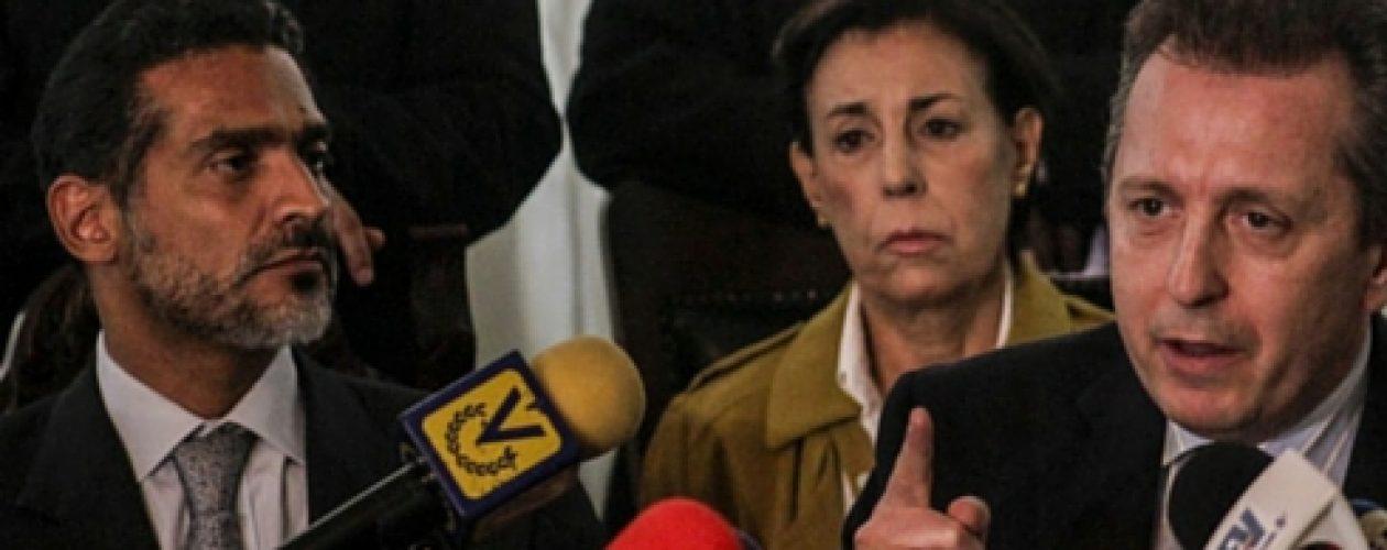 «En Venezuela hay una ruptura del Estado de derecho»