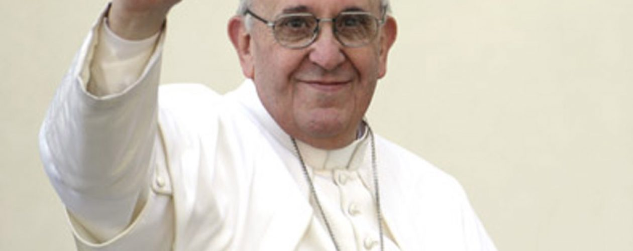 El Papa pide que elecciones presidenciales en Venezuela logren dar solución