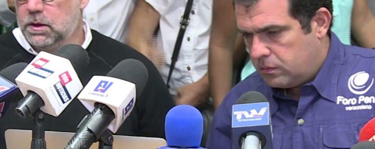 Foro Penal contabilizó 30 nuevos presos políticos en enero de 2018
