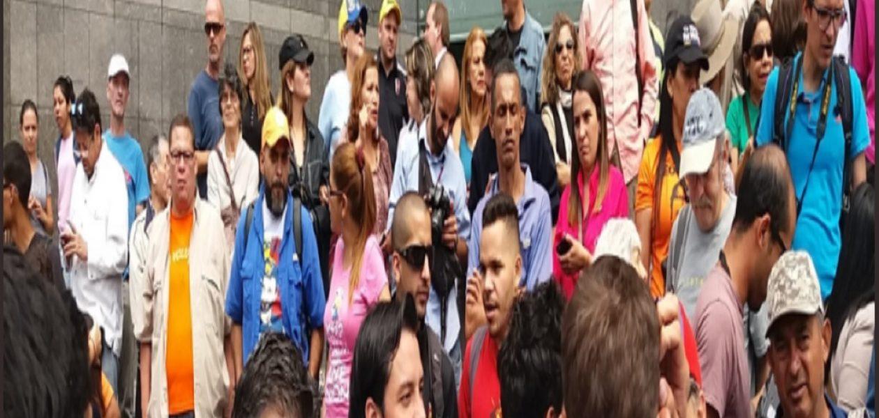 Frente Amplio entregó documento en PNUD  (Vídeo)