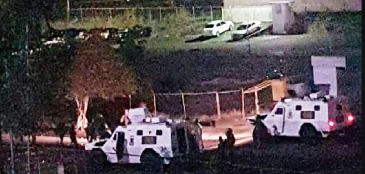 Represión en Puerto Ordaz por protesta contra elecciones del 20 de mayo