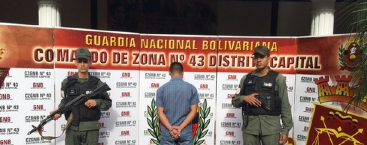 Guardia Nacional Bolivariana incauta más de 20 kilogramos de cocaína en Macarao