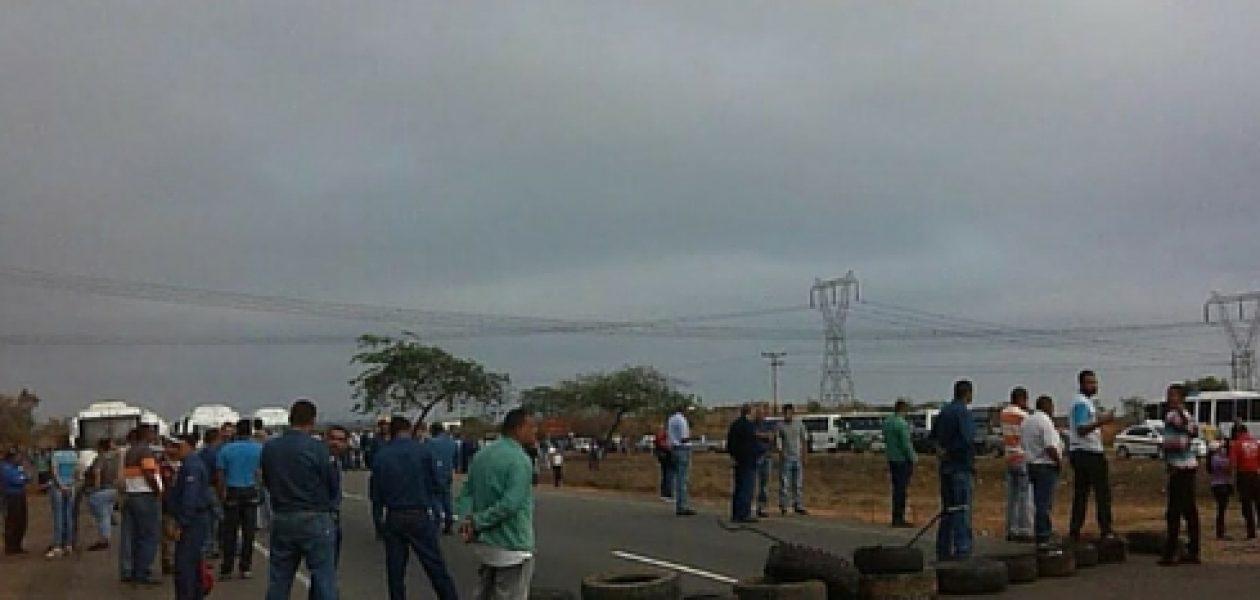 Guayana sin agua: dos protestas simultáneas por fallas en el servicio