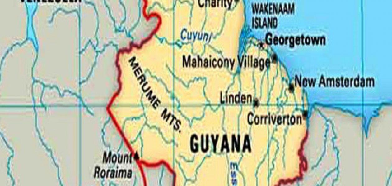 Guyana solicitó la soberanía sobre el Esequibo  despojando a Venezuela