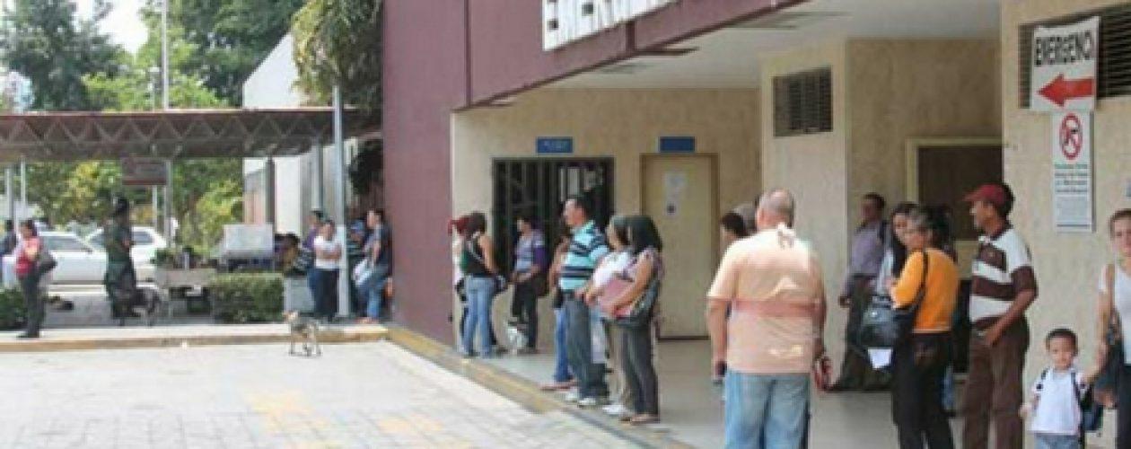 Hospital Victorino Santaella se debate entre desabastecimiento e insalubridad