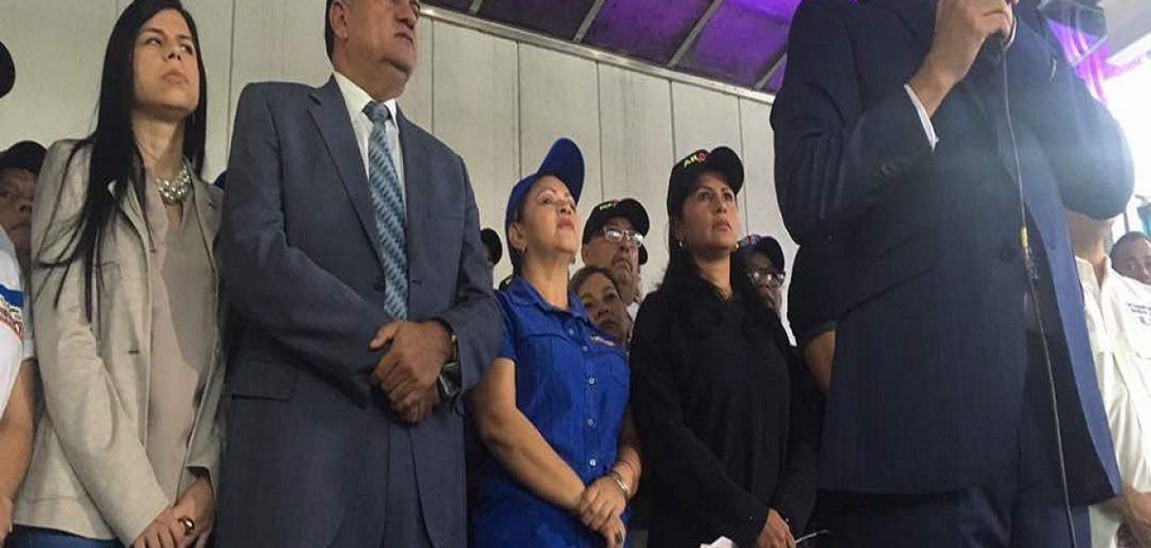 Avanzada Progresista propone a Henri Falcón como candidato presidencial y un gobierno de Unidad