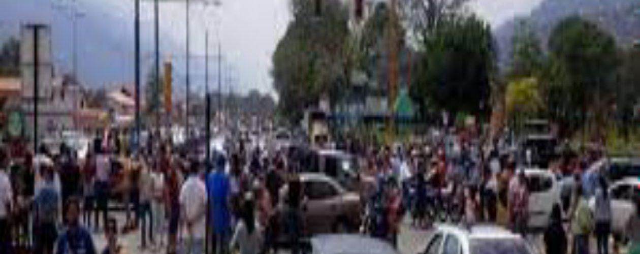Cuatro muertos dejó ola de protestas en Mérida