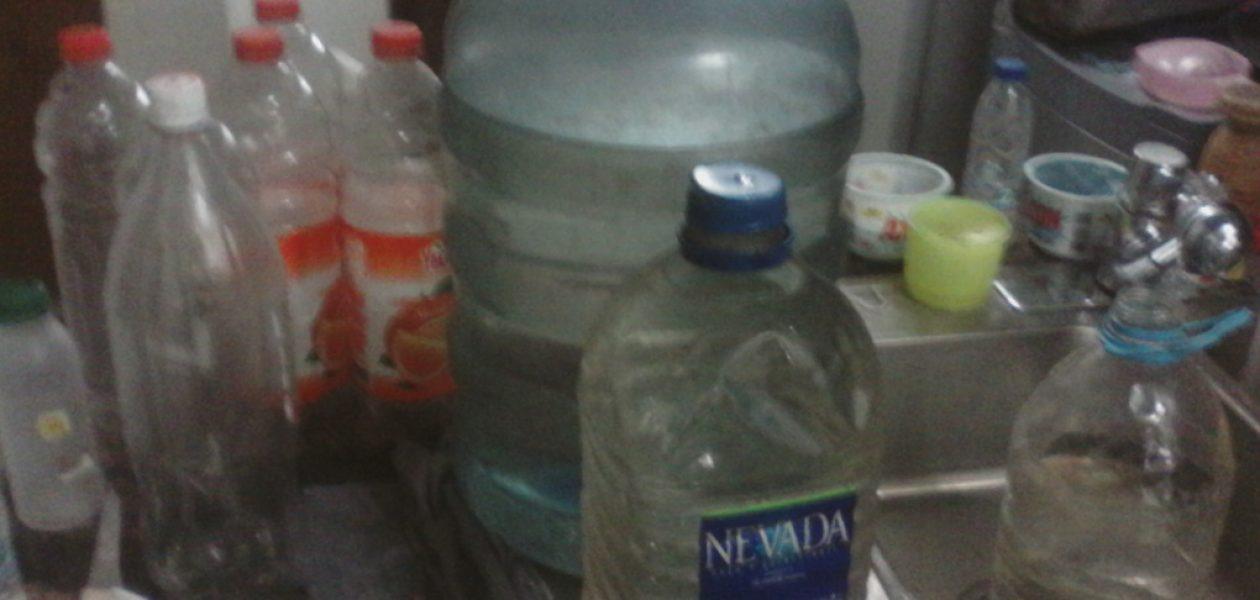 Escasez del agua, un problema al que el gobierno de Maduro no da solución