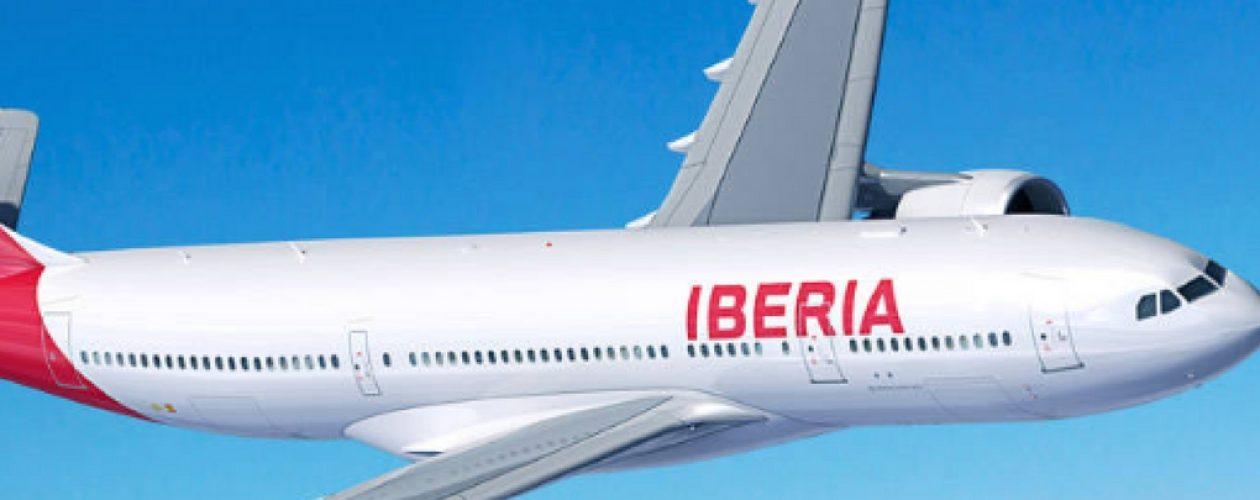 Iberia crecerá un 40 por ciento en su ruta con Chile