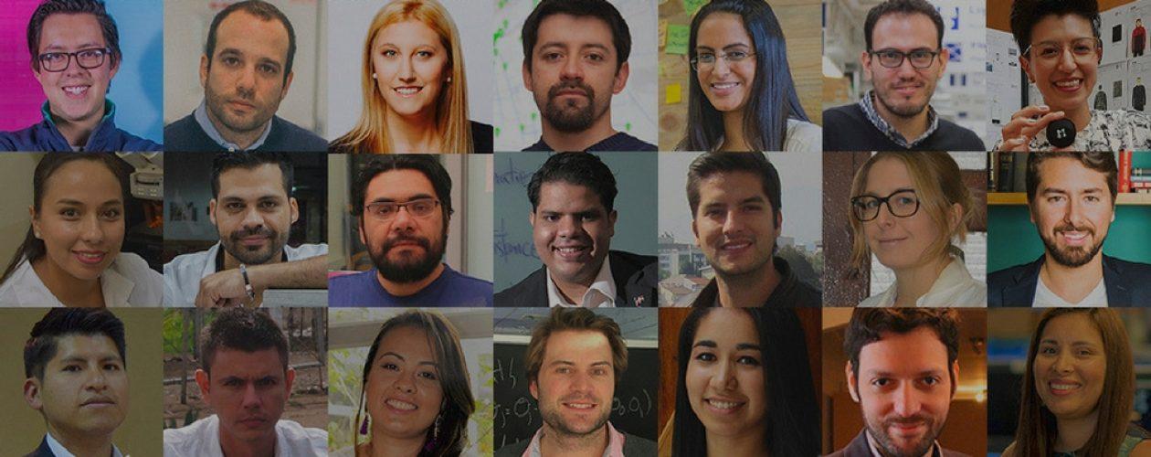 MIT Technology Review en español presenta a los Innovadores menores de 35 Latinoamérica 2017