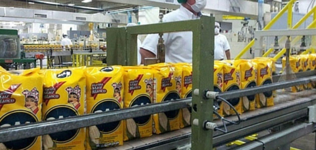 Insumos para producir harina PAN alcanzarían hasta finales de mes