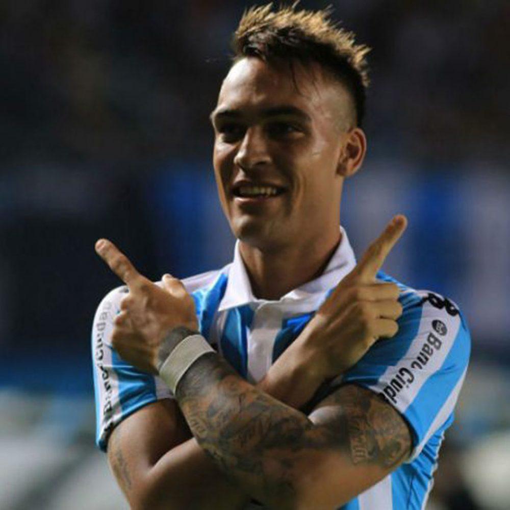 Lautaro Martínez jugará en el Inter de Milán