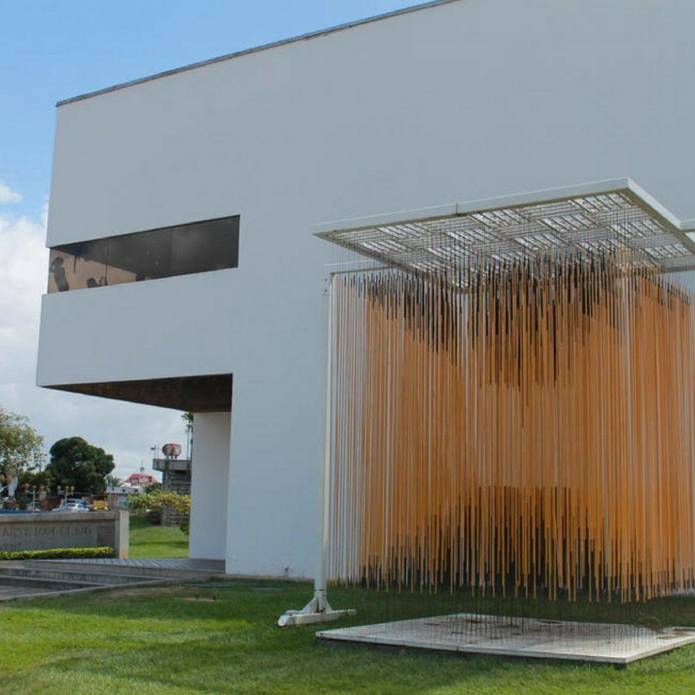 Museo Jesús Soto celebra 94 años del artista cinético