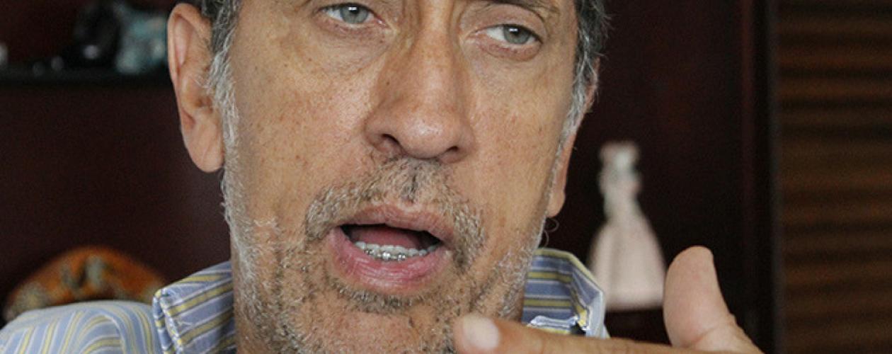 """José Guerra: """"Esta es la crisis más profunda en los últimos 50 años"""""""