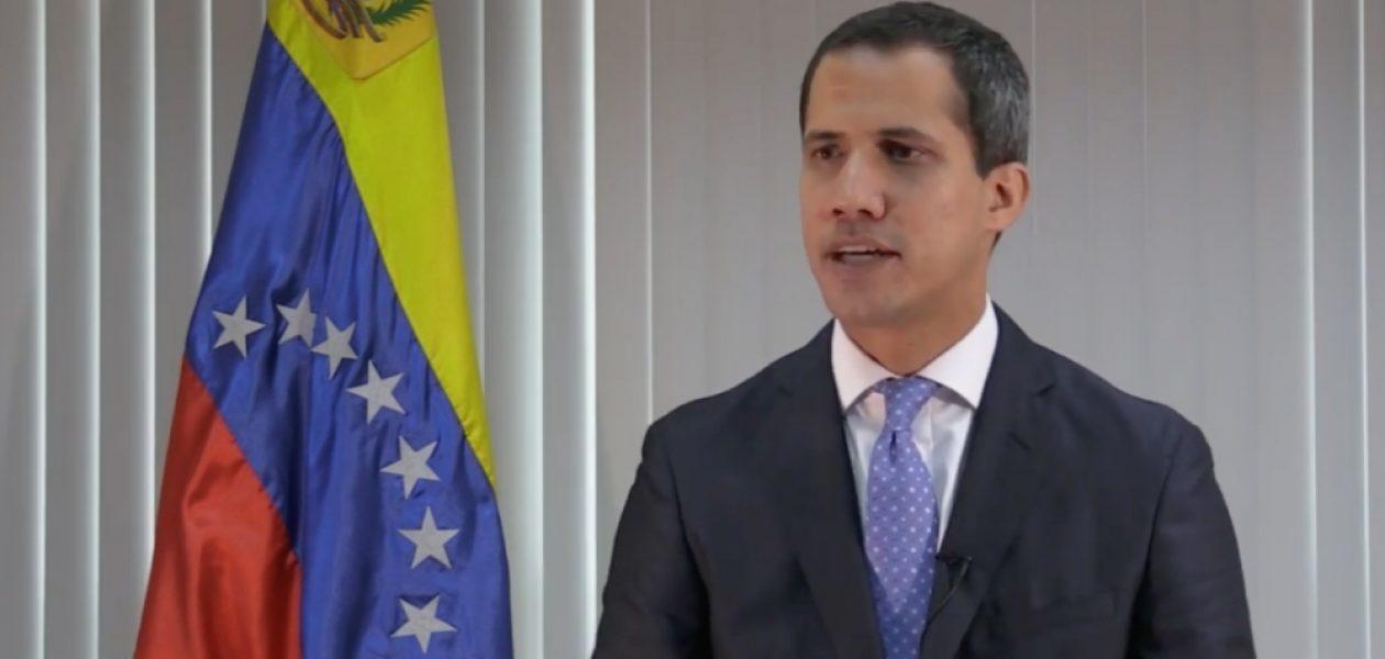 """Juan Guaidó: """"Estamos esperando a que muchos más cumplan con su país"""""""
