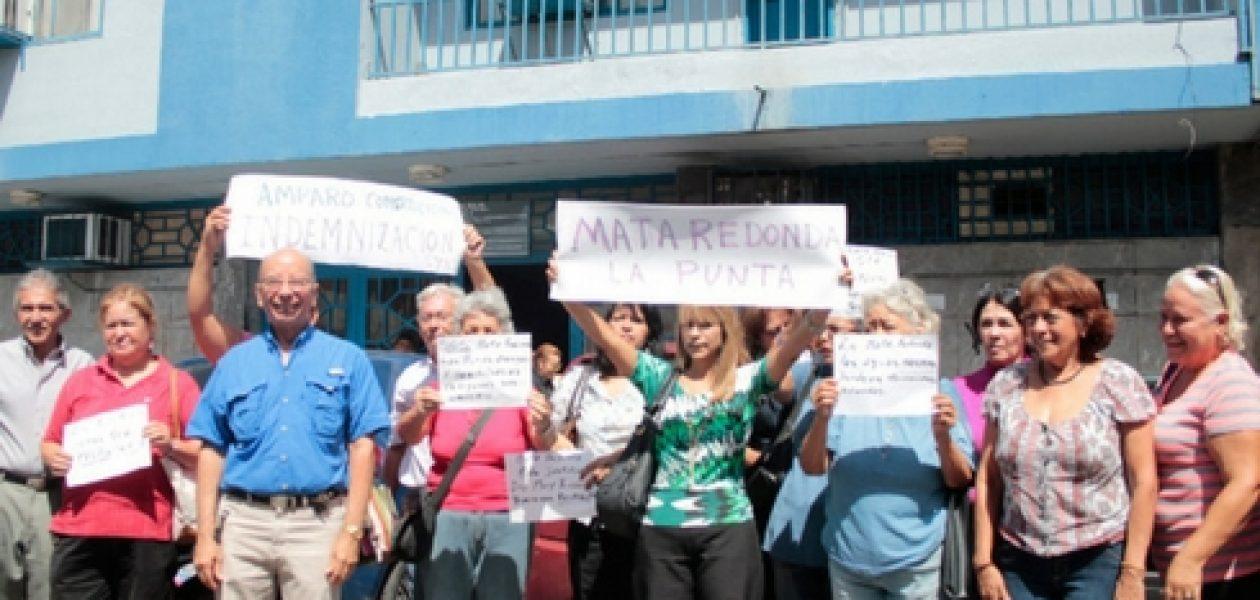 Justicia en Venezuela mantiene a la deriva a afectados por el Lago de Valencia