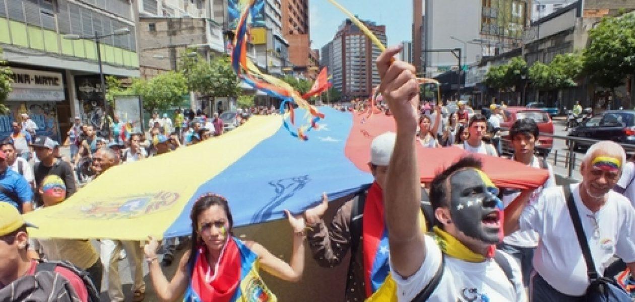 La gran toma de Caracas será una lectura de lo que podría pasar en el país