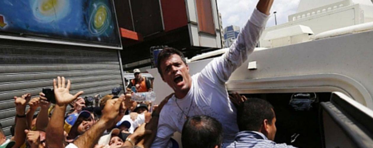 Leopoldo López publica «Carta a los demócratas del mundo»