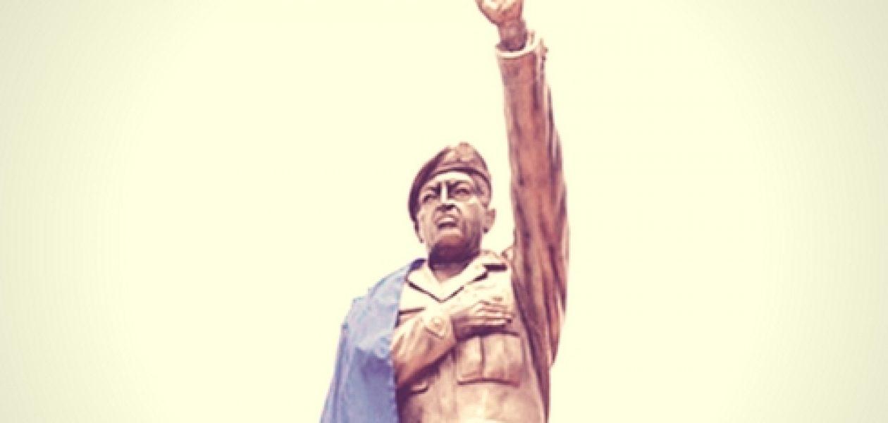 La MUD, el CNE, el Referéndum y la Cumbre, entre estatuas y murales