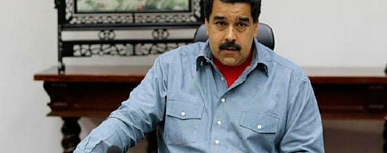 Maduro asegura que agresiones a diputados son «provocaciones»