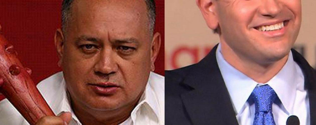 Diosdado Cabello presuntamente implicado en plan para asesinar a Marco Rubio