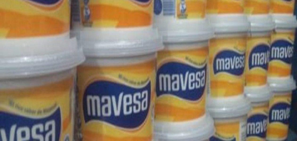 CONAS encontró «fabrica» clandestina de margarina mavesa y rikesa  en el interior del país (Vídeo)