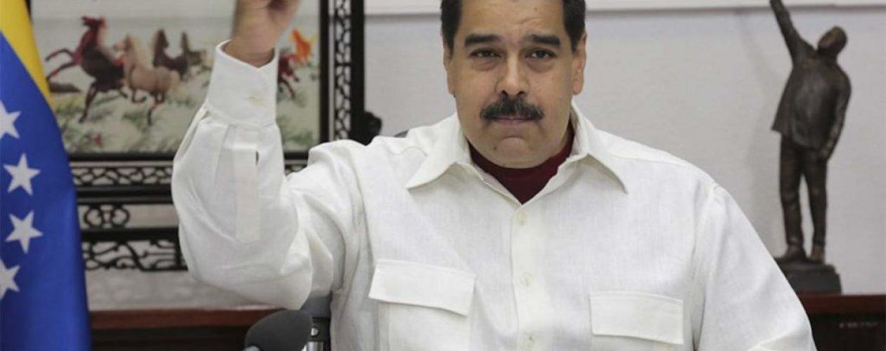 Maduro ahora pide atender a personas con discapacidad con el bono José Gregorio Hernández