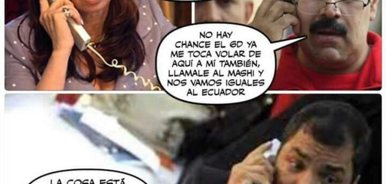 Chiste: Nicolás ganó el Macri
